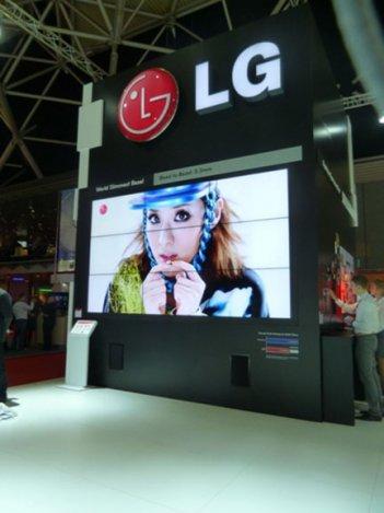 Видеостена LG