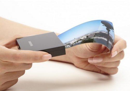 Гнущиеся гаджеты от Samsung
