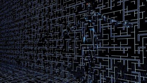 Цифровые стены
